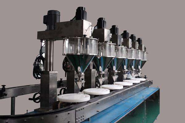 ZH-FG6 粉剂罐装包装机