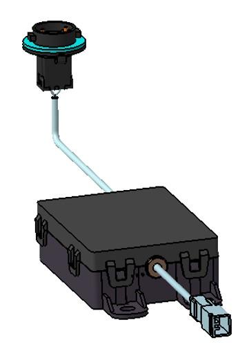 Single Emitter Ionizer