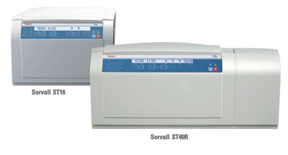 索福 ST16&40R系列台式高性能离心机