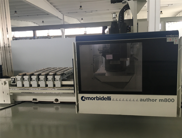 SCM-Morbidelli加工中心