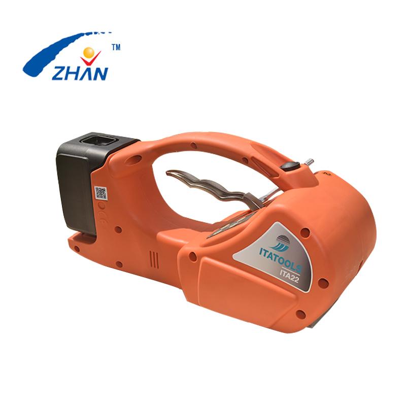 原装ITA22 电动手提充电打包机 意达拓思打包机 捆包机