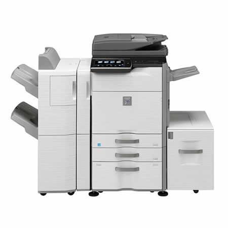 夏普数码复合大型生产复印机工程机MX6240 超级稳定输出