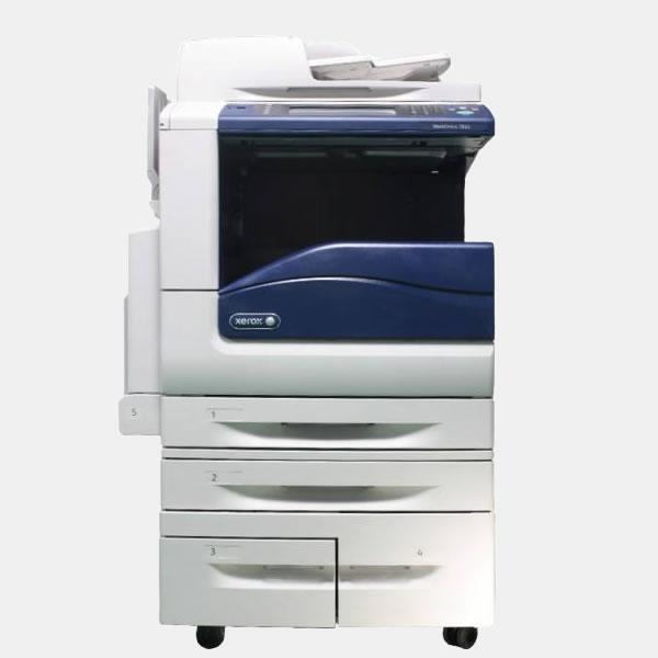 富士施乐复印机 7545 彩色