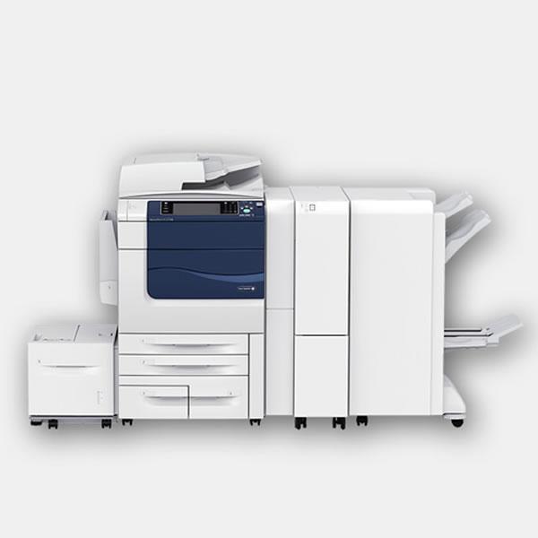 富士施乐复印机 C7780 彩色效果好