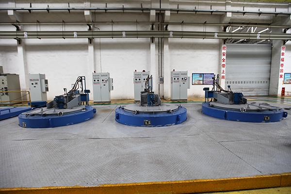 井式炉调质生产线