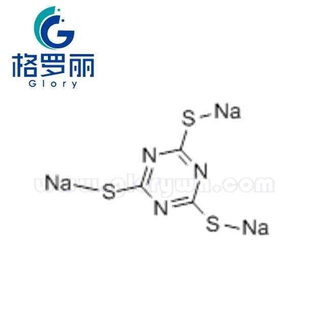 Picture of 三聚硫氰酸三钠盐(TMT)/Trithiocyanuric acid Trisodillm salt   CAS NO. 17766-26-6
