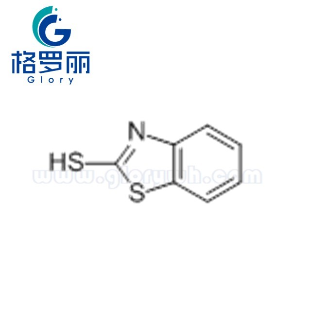 Picture of 橡胶硫化促进剂(MBT)/2-硫醇基苯并噻唑   CAS NO. 149-30-4