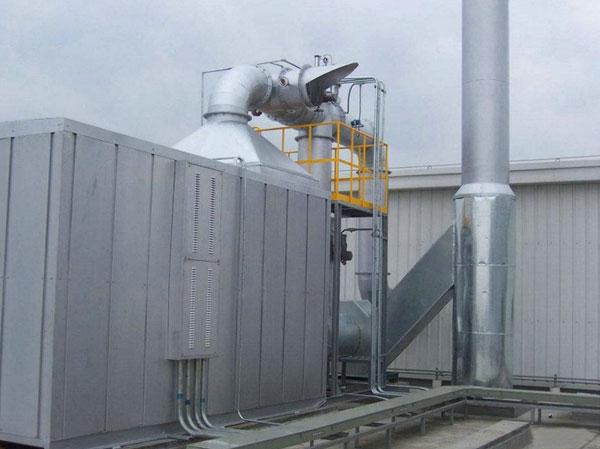 工業有機廢氣治理