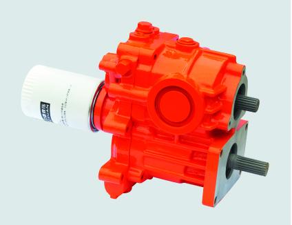 HPVMF-45-L-02液压无极变速装置