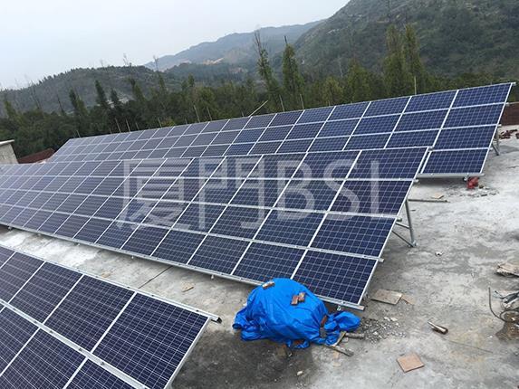 漳州漳浦家庭分布式光伏发电站