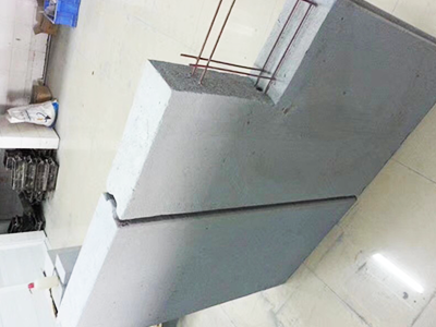 輕質防火隔墻板