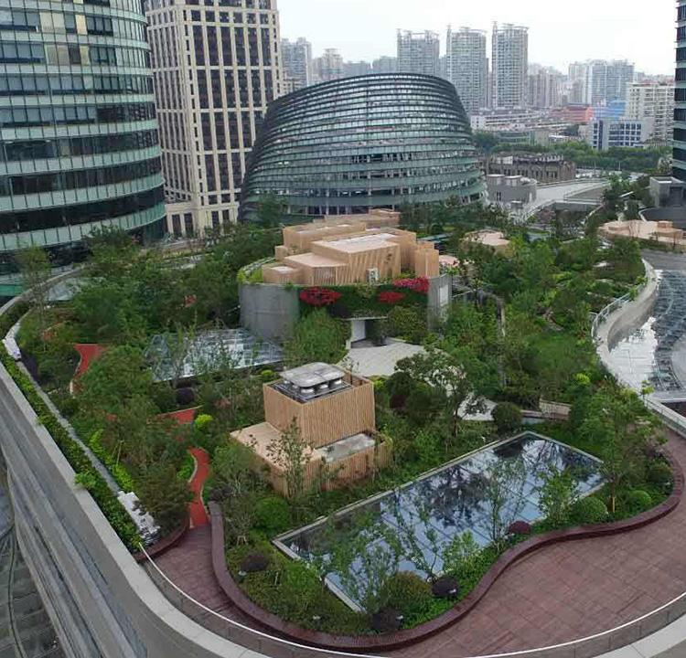 屋顶绿化轻质营养土