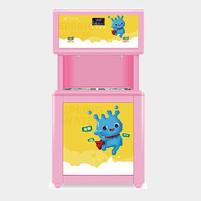 幼儿园40-60人专用即热式温开水直饮水机可定制图案