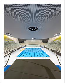 2012伦敦奥运游泳馆
