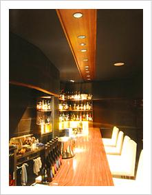 日本某碳烧酒吧