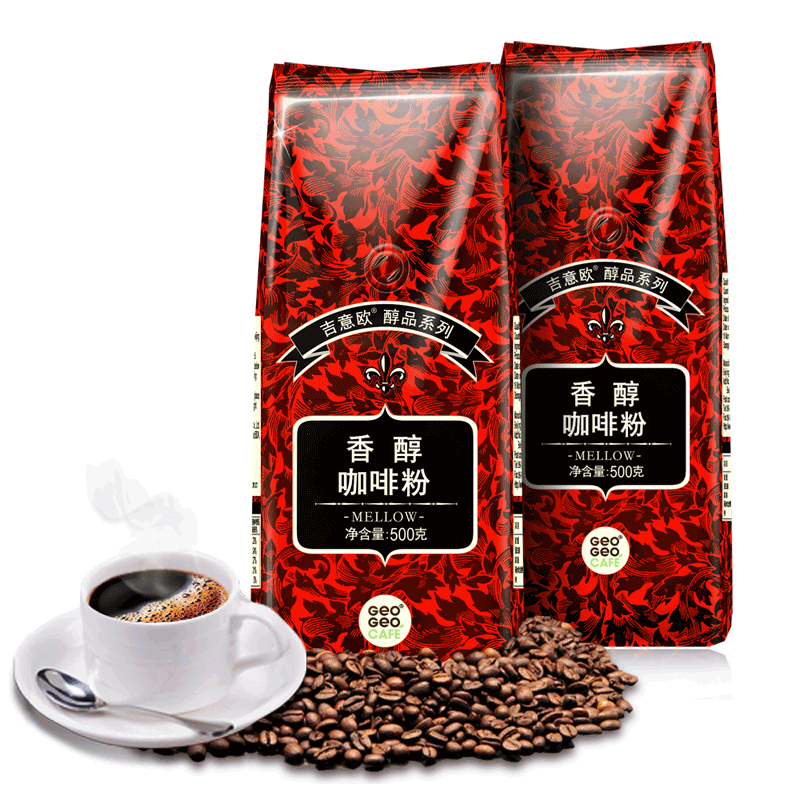 香醇咖啡粉500g