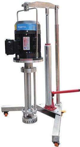 高剪切分散乳化機,實驗室高剪切分散乳化機,中式型高剪切分散乳化機