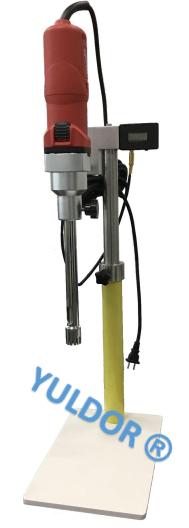 数显型高剪切均质乳化机,德国数显型自动升降分散乳化机