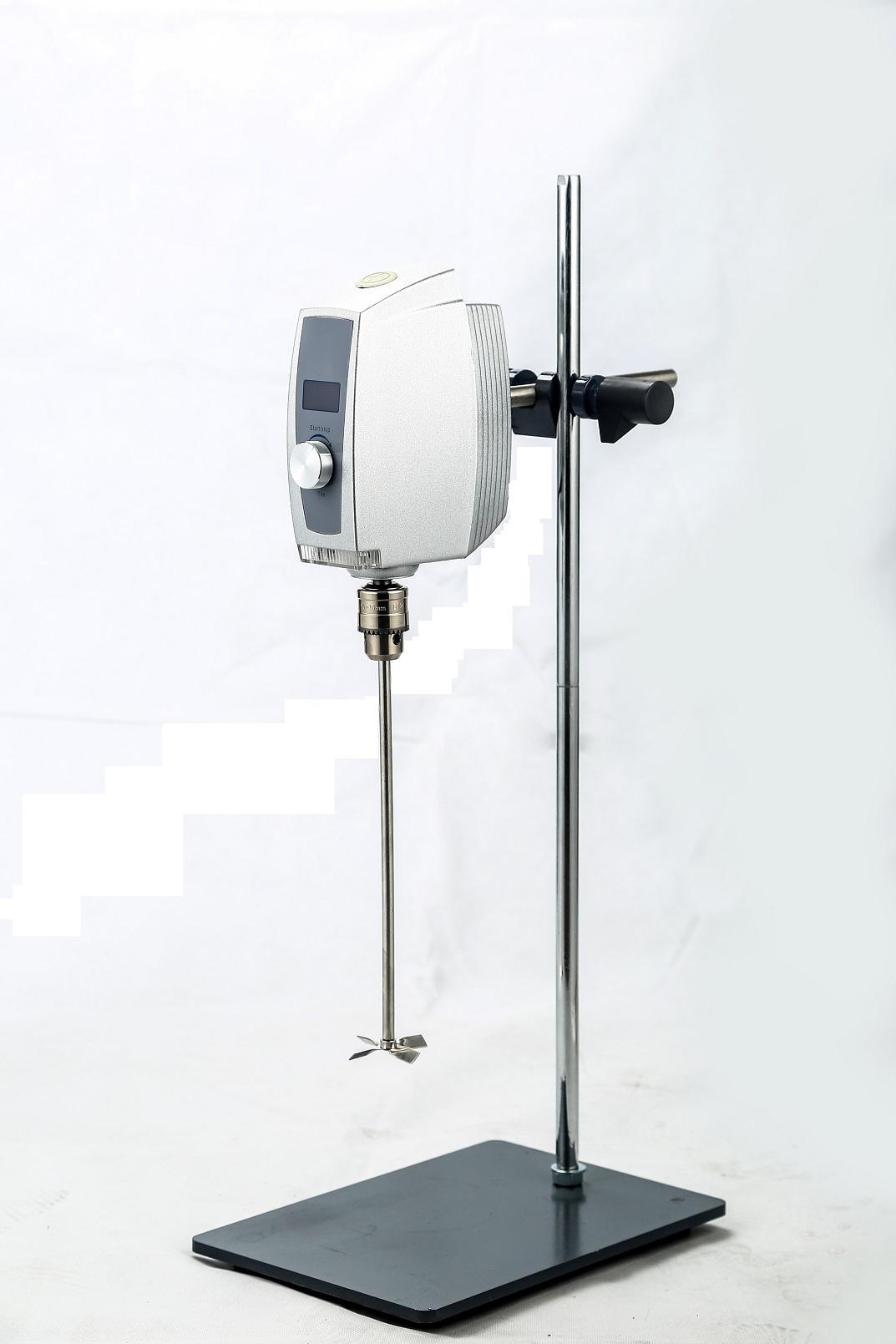 欧之星YK110带扭矩显示搅拌器,计时扭矩显示实验室搅拌器