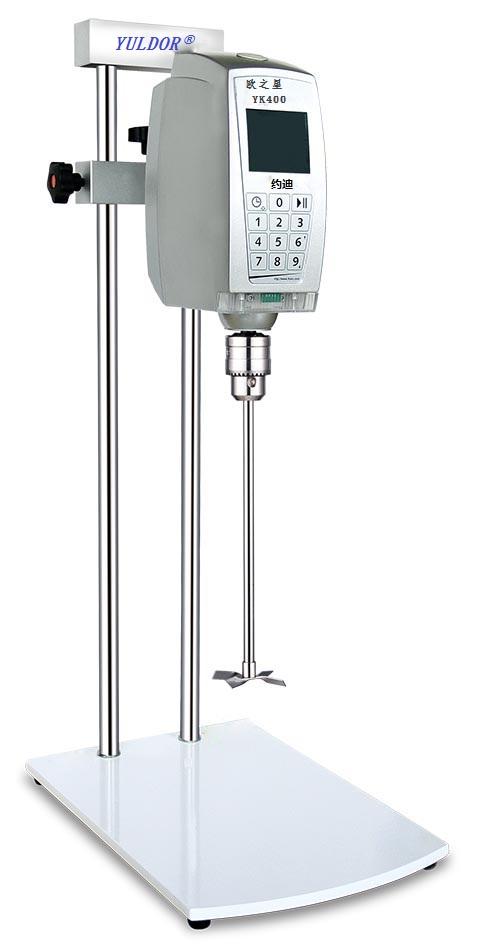 超高粘度强力机械搅拌器.欧之星YK400高粘度搅拌器