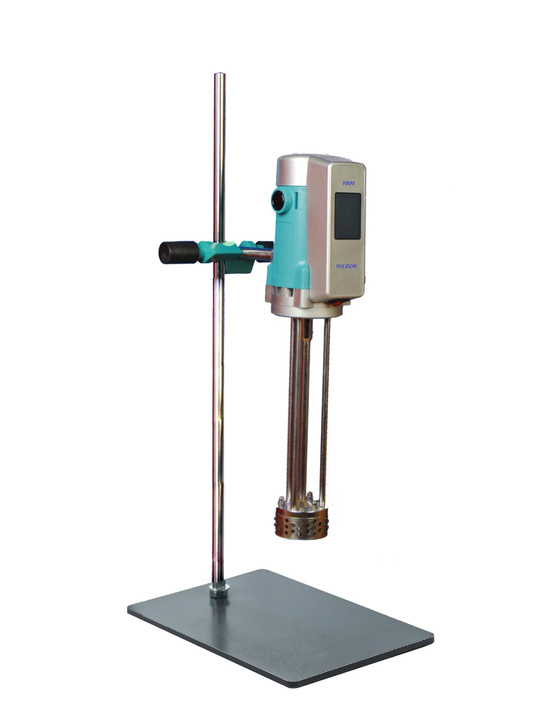 觸摸板高剪切混合均質乳化機.高粘度處理實驗室均質乳化機