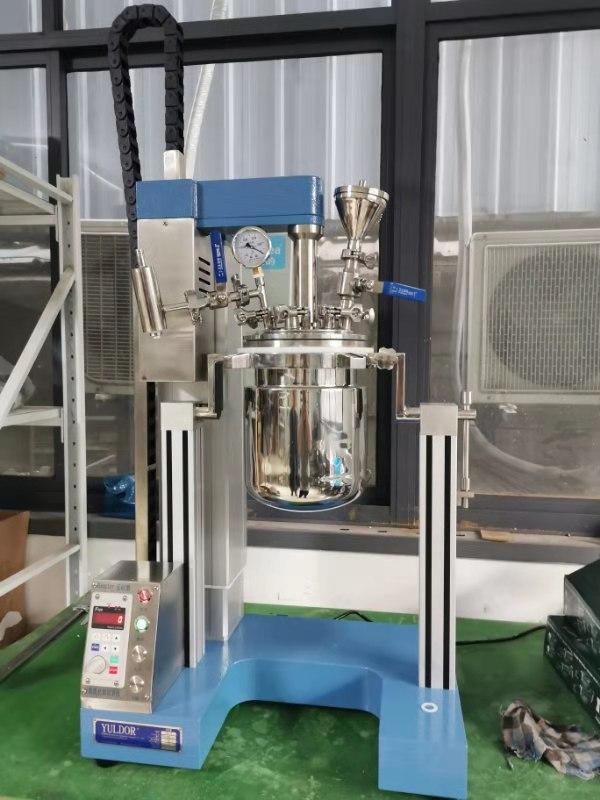 10升实验室真空成套乳化搅拌反应釜