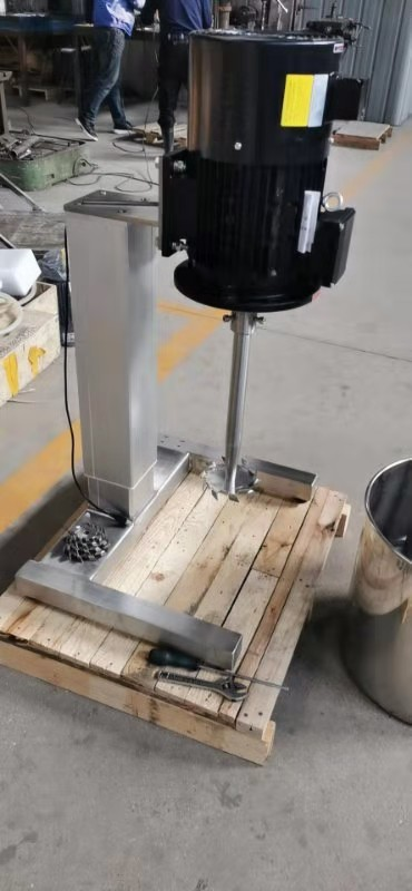 中式型高速搅拌分散机