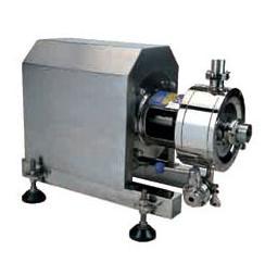 食品级管线式乳化机,防护罩管线式乳化机,食品级乳化机