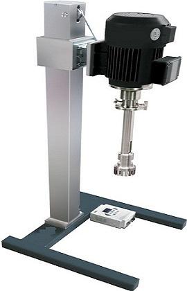 中式型高剪切分散乳化機,小批量高剪切分散乳化機