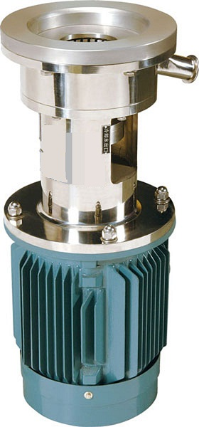 罐底超高速均质乳化机,带下方料无残留分散乳化机