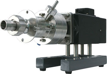 超高速高剪切分散乳化机,纳米级高剪切分散乳化机
