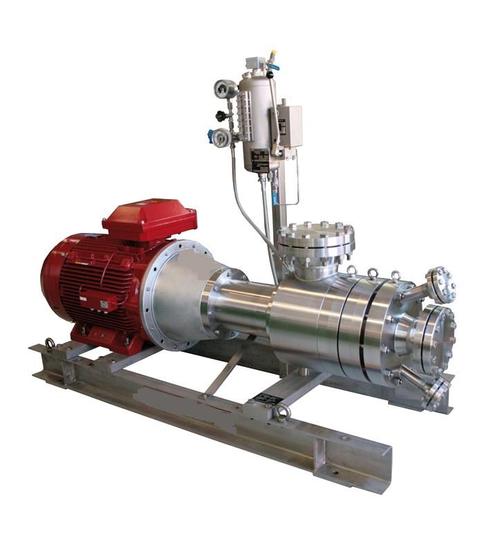 超高速管线式乳化机,三级管线式分散乳化机