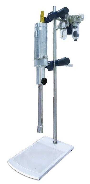 防爆高剪切分散乳化機,氣動實驗室均質乳化機
