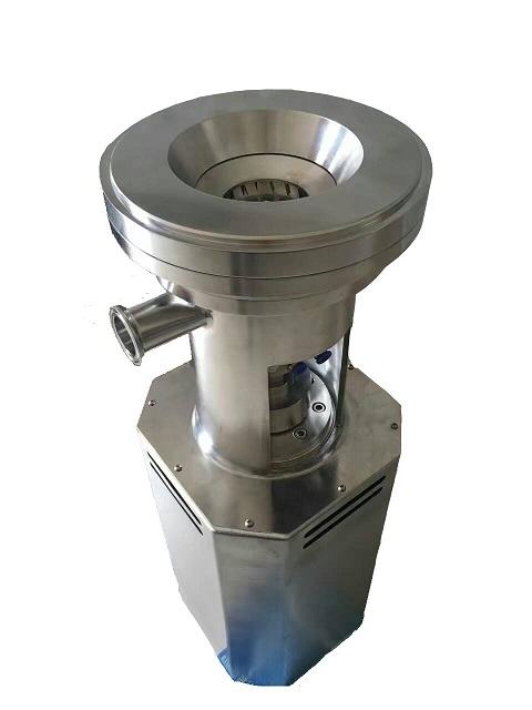 罐底超高速均质乳化机,底装式超高速分散均质乳化机