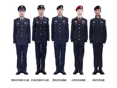 2011式保安服裝